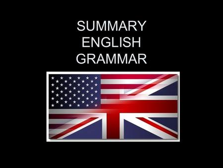 SUMMARY ENGLISH GRAMMAR. Grammar Focus: Relative Clauses of Time Halloween is a day when kids in the United States dress up in masks and costumes. November.