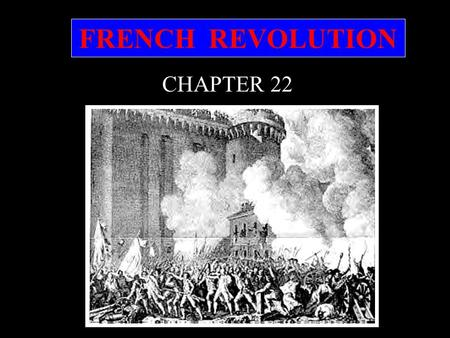 FRENCH REVOLUTION CHAPTER 22 A PERSON WHO IS WILLING TO WORK WITHIN THE SYSTEM FOR CHANGE.