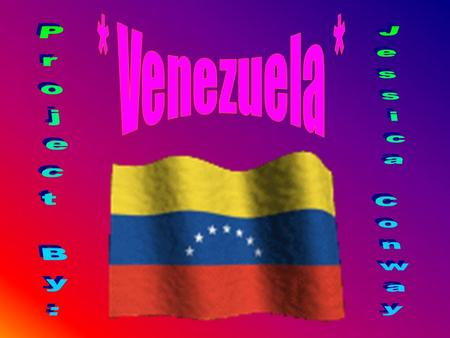 Venezuela is located in Northern South America. It borders the Caribbean Sea and the North Atlantic Ocean. It is between Colombia and Guyana. Venezuela's.