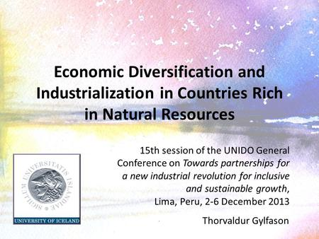 rich resource countries and economic growth Financial development and export diversification in resource-rich  developing countries, their industrial and economic  growth in resource-rich countries,.