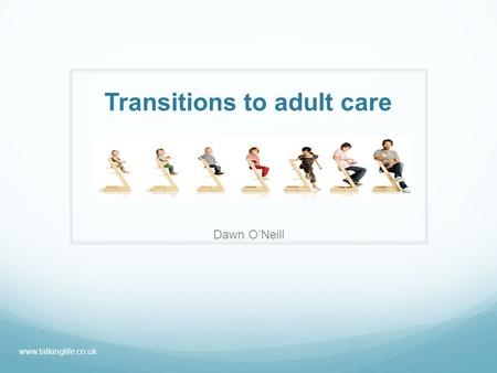 Transitions to adult care