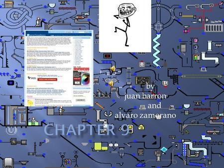 by juan barron and alvaro zamorano  Chapter Overview Lesson 9-1 Graphics and Their Uses Lesson 9-2 Exploring Graphics Programs Lesson 9-3 Working With.
