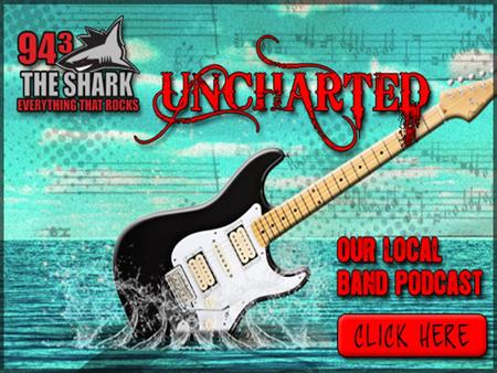 UNCHARTED… is 94.3 The Shark's Digital platform for Unsigned Artists. Hosted by The Shark's Rick Eberle, covering the tri-state area with a focus on Long.