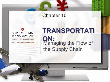 Managing the Flow of the Supply Chain