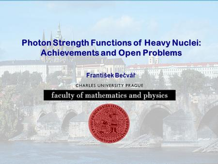 Workshop on Photon Strength Functions and Related Topics, Prague, June 17-20, 2007 Photon Strength Functions of Heavy Nuclei: Achievements and Open Problems.