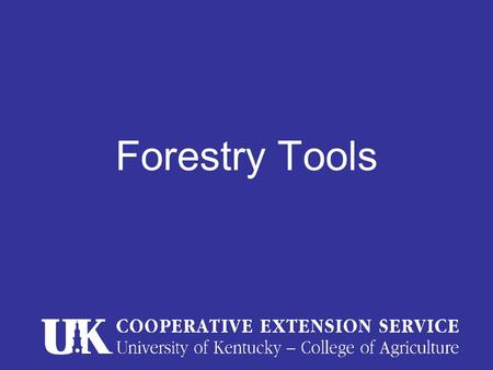 Forestry Tools. Altimeter Measures elevation or altitude. ©