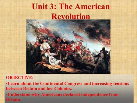why were american reluctant to pursue independence from britain Why independence could the british government have prevented the separation why did the british pursue the measures they did  there would have been no american revolution and no american national state in the eighteenth century even if britain had granted her disgruntled colonists separation from the empire in 1775 or 1776, the statement.
