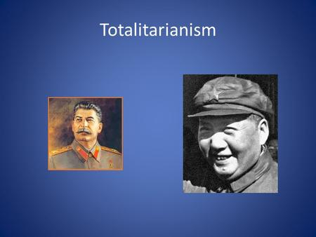 Totalitarianism. Nationalism in India and Southwest Asia 30.4 Revolutions both peaceful and violent.