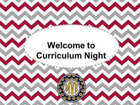 Welcome to Curriculum Night. Car Rider Procedures at  Morning drop off/car pool line begins at 7:20. Late afternoon check.