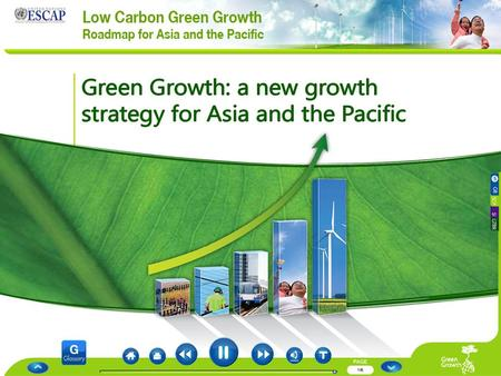 - Low Carbon Green Growth Roadmap for Asia and the Pacific.