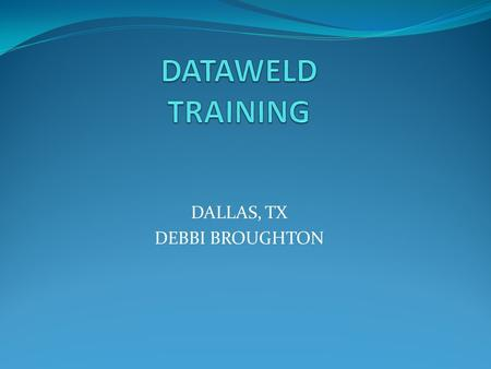 DALLAS, TX DEBBI BROUGHTON. Topics That We Will Review New Accounts Payable Cash Receipts Enhancements Bank Reconciliation Enhancements Purchase Orders.