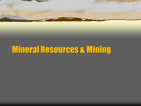 Mineral Resources & Mining. Eight chemical elements make up 98.3% of Earth's crust. Oxygen Silicon Aluminum Iron Calcium Sodium Magnesium Potassium.