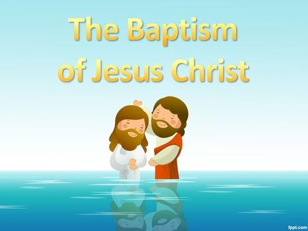 John the Baptist taught the people about Jesus Christ.John the Baptist taught the people about Jesus Christ. He told them to repent of their sins and.