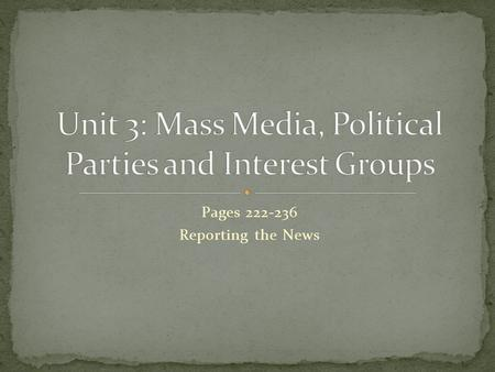 mass media ethics chapters 4