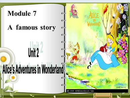 Module 7 A famous story. Look at the picture and say what you think is strange.