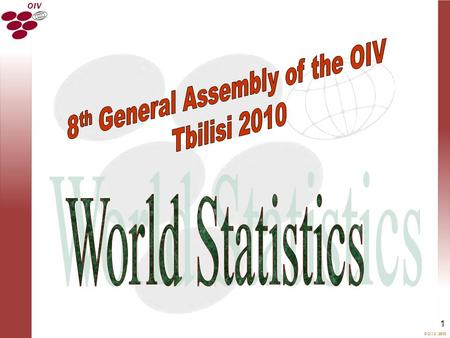 8th General Assembly of the OIV