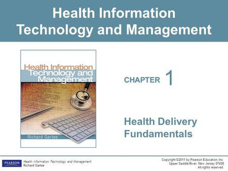 Health Delivery Fundamentals