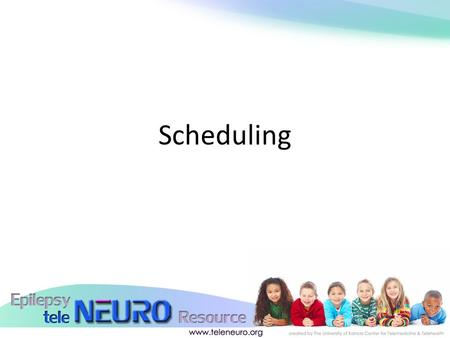 Scheduling. Operation Protocol Send an application form to patients Receive the returned application form from patients Check doctor's schedule Check.