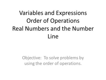 Root Cause Analysis: Solve Problems by Eliminating Causes
