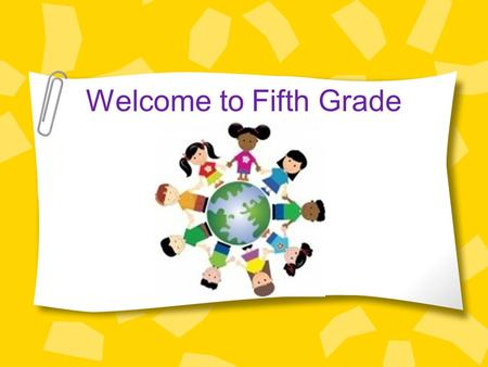 Welcome to Fifth Grade. Meet the Teachers Mrs. Carolyn Brown Mrs. Lisa Cummings Ms. Melanie DeLuca Mrs. Laura Gibson Mrs. Marla Green Mrs. Alison Lemieux.