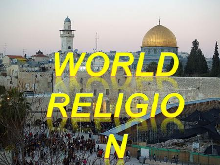 World Religions Christia nity Christianity Video.