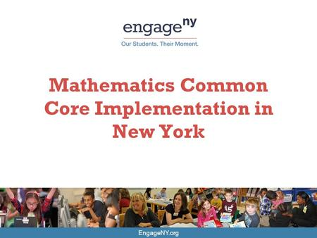 the implementation of common core in education in the era of the enlightenment and today The common core state standards (ccss) represent the most significant, widespread education reform that has ever occurred in american public schools currently, 45 states and three territories have adopted the standards and plan to assess students' progress on them during the 2014-2015 school year.