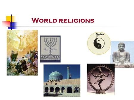 World religions. 0 1000 2000 6 5 4 3 2 1.5 World Population.
