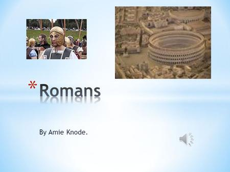 By Amie Knode. Ancient Rome was the largest city in the then known world. It is thought that Rome's population was over 1 million people when the city.