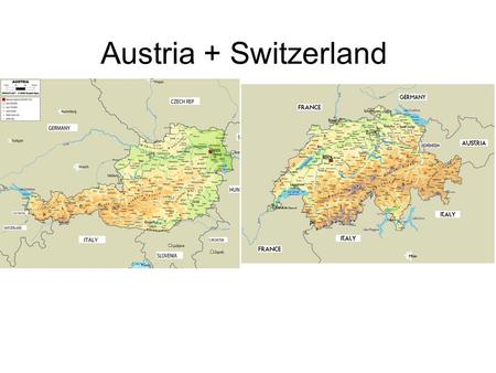 "Austria + Switzerland. ""Peril in the Alps"" Center of the Alps Mountain Culture."