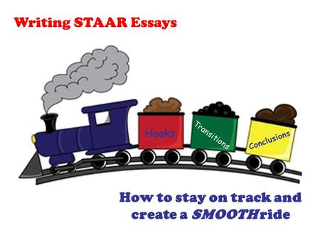 How to stay on track and create a SMOOTH ride