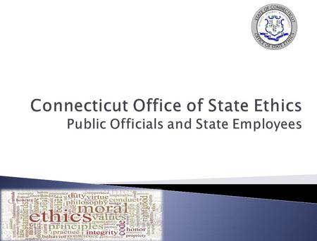 Ethics in Government Today