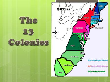 How did the 13 Colonies Start? Christopher Columbus' discovery of the Americas in the late 15th century sparked a race to acquire the new-found land among.
