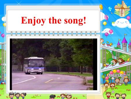 Enjoy the song! Unit2 School life Reading 1 Unit 2 School Life Allon Bai Mao Middle school Oxford English 8A.