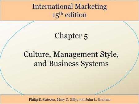 international marketing cateora graham International marketing by philip r cateora john graham at abebookscouk - isbn 10: 0071105948 - isbn 13: 9780071105941 - mcgraw-hill higher education - 2006 - softcover.