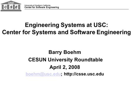"""boehm s second law for software engineering Three laws that enable agile software relationships which turned out to become """"laws"""" of software engineering the second law is boehm's law."""
