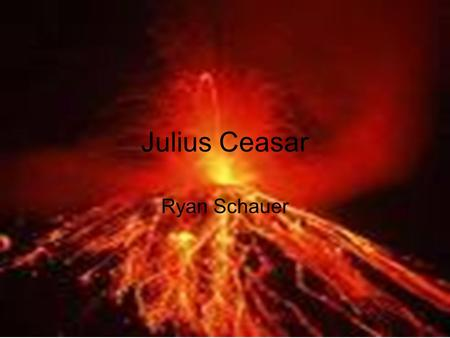 a short biography of the roman general and leader julius caesar Browse through gaius julius caesar's poems and quotes 0 poems of (100-44 bc), roman general, political leader, and first roman dictator a very short song.