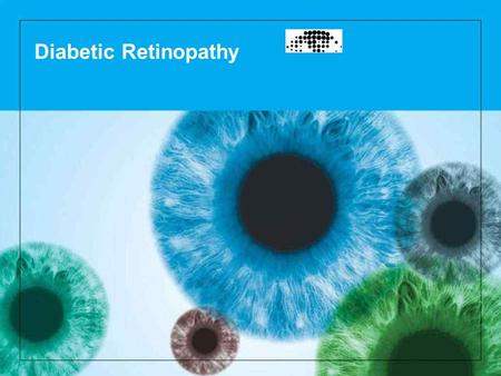 Diabetic Retinopathy. 2 The healthy eye Light rays enter the eye through the cornea, pupil and lens. These light rays are focused directly onto the retina,