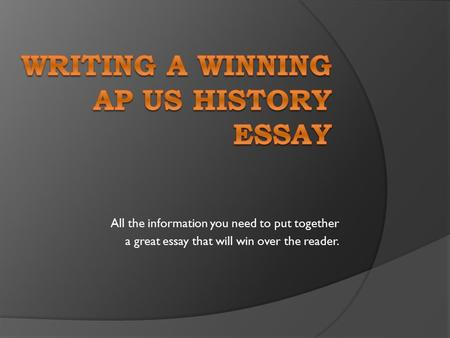 past hsc journey essay questions Select any free resources below to continue your journey on the hsc   advanced english essays (957 kib, 1,750 hits)  past trial papers.