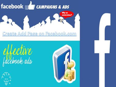 Click on create Add Open your facebook page and follow below instructions.