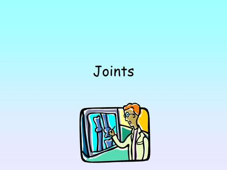 Joints. Fibrous joints Joints that are in close contact with one another. In the skull, these are called sutures.