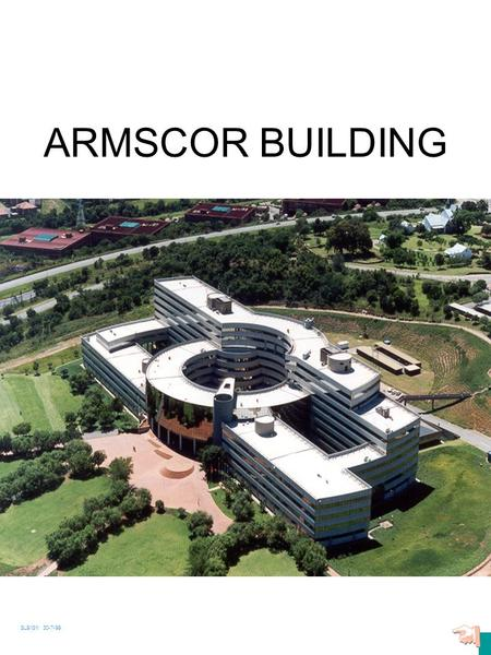 SL9/IS1/ 30-7-99 ARMSCOR BUILDING. ARMSCOR RESULTS FOR FINANCIAL YEAR 2003/04.