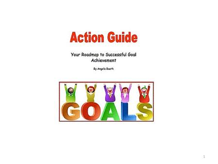1. Goal setting is one of the most powerful techniques that you can use to help you accomplish what you really want in your life. The problem is that.