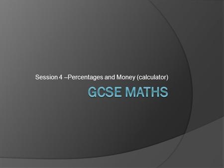 aqa maths modular no coursework