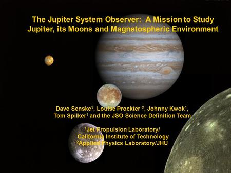 a study of jupiter and its moons Rogue moons, torn from their planets and flung outward to drift through space, may be as common as stars in the universe, a new study finds moons are common in the solar system, with.