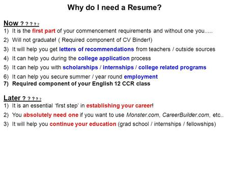 Brag sheet and academic resume ppt video online download