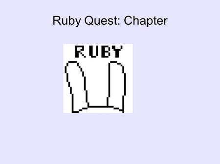Ruby Quest: Chapter. The large figure stands in the doorway, blocking Tom and Ruby's exit.
