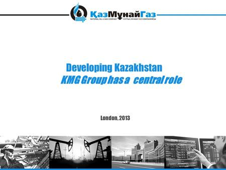 KMG Group has a central role