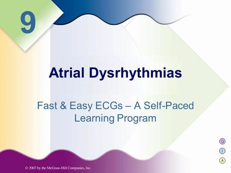 Fast & Easy ECGs – A Self-Paced Learning Program