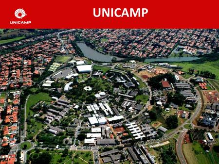1 UNICAMP. WHY UNICAMP? 2 Opportunities for international mobility Scholarships for international mobility Among the best universities in Brazil according.