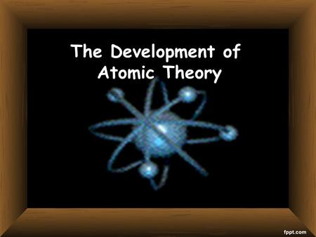 the discovery of the atom and early atomic theories 1 early atomic models – from mechanical to quantum (1904-1913) charlesbaily(department(of(physics(universityofcolorado(boulder,co803090390,(usa.